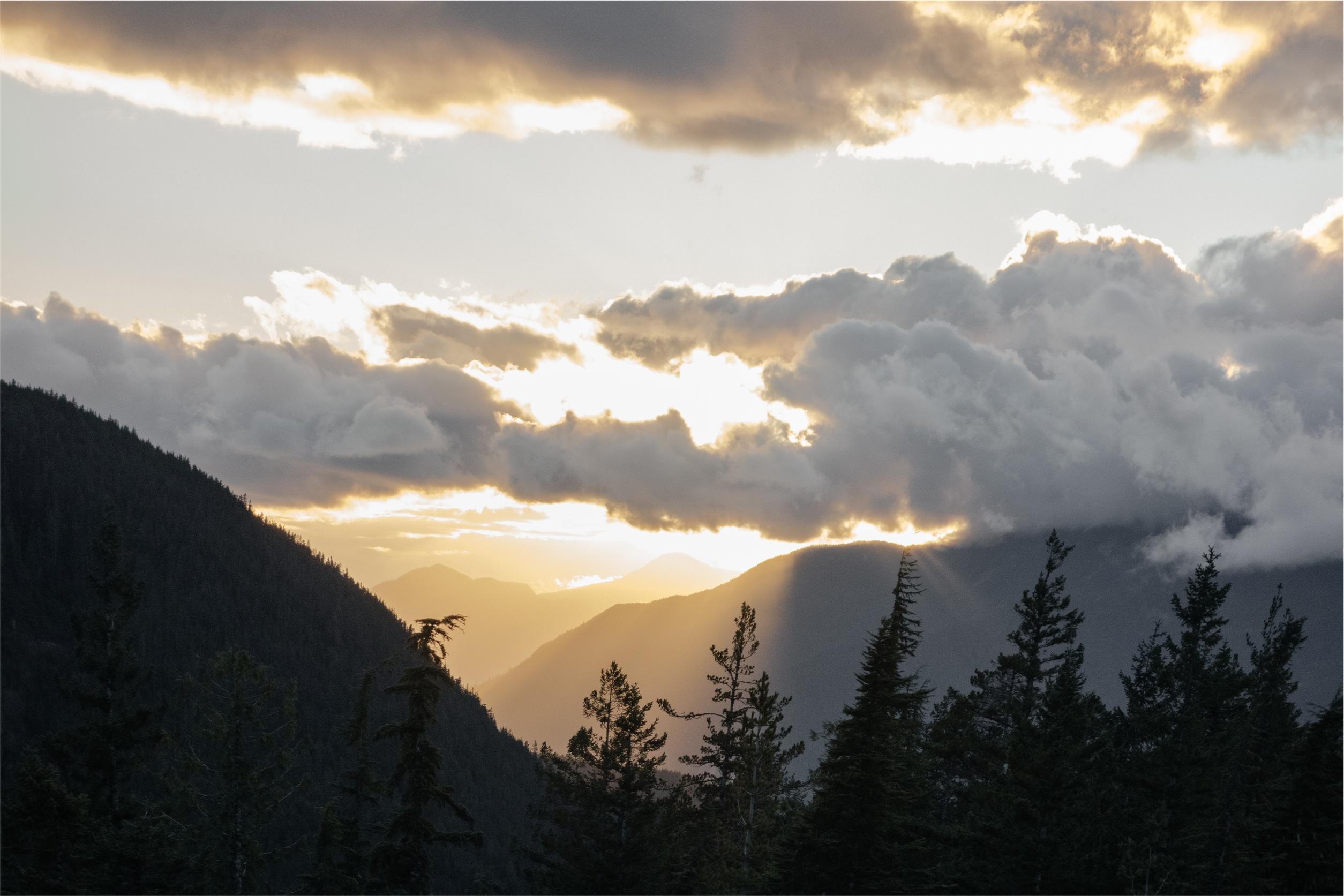 montagne par Ali Inay