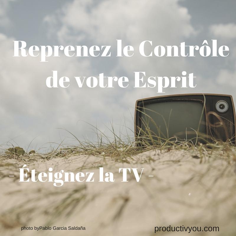 eteignez TV