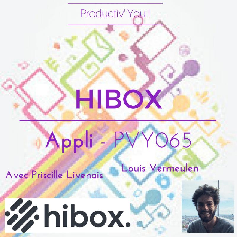 présentation HIBOX