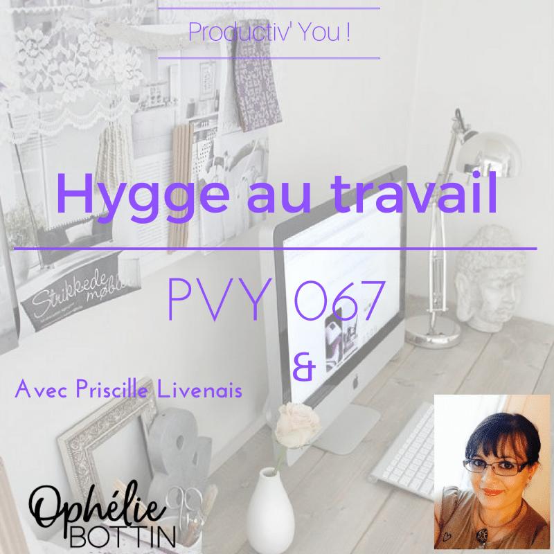 HYGGE AU TRAVAIL