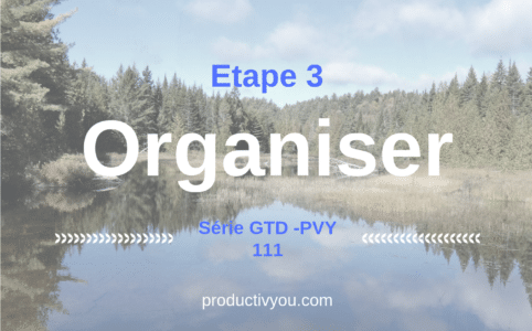 organiser GTD